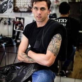 Dan ~ Xperience Tattoo * Romania