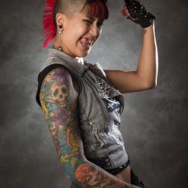 Elie - Elie Hammond Tattoo * France