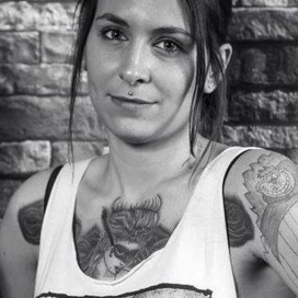 Elodie D.  - Never Ending Tattoo * Belgium