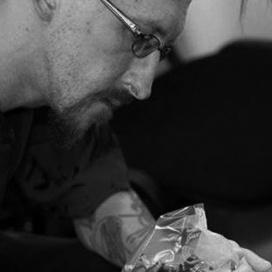 Fabrice - Never Ending Tattoo * Belgium