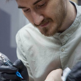 Andrei Q-bo - Q-bo Ink Tattoo Parlor * Romania