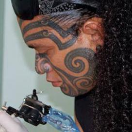 Takiheitattoo - Matatikitattoo * Marquesas Islands